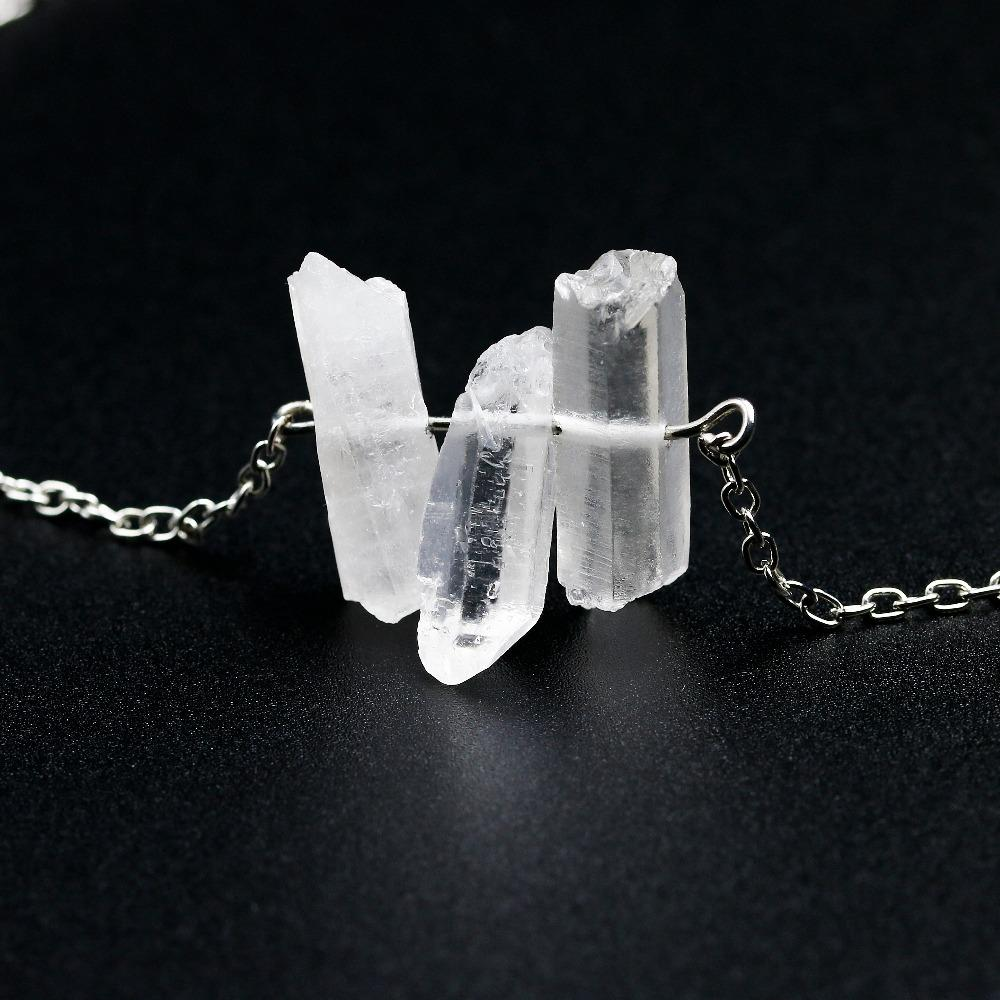 Trinity Clear Quartz Crystal (10% Donation)