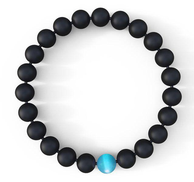 Healing Water Drop Onyx Bracelet For Protection (Limited Offer)