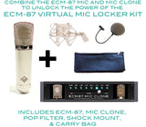 ECM-87 Virtual Mic Locker Kit