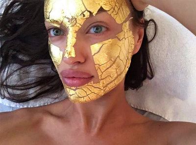 24K Gold Moisturizing Mask
