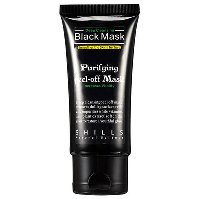 black head mask purifying peel-off charcoal mask