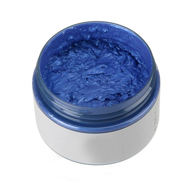 Color Hair Wax Temporary Hair Dye Aloha Pure
