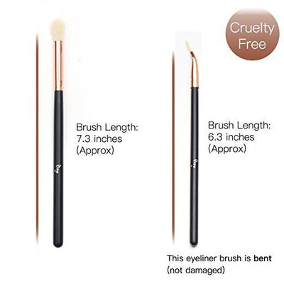 12 Piece- Eye Brush Set