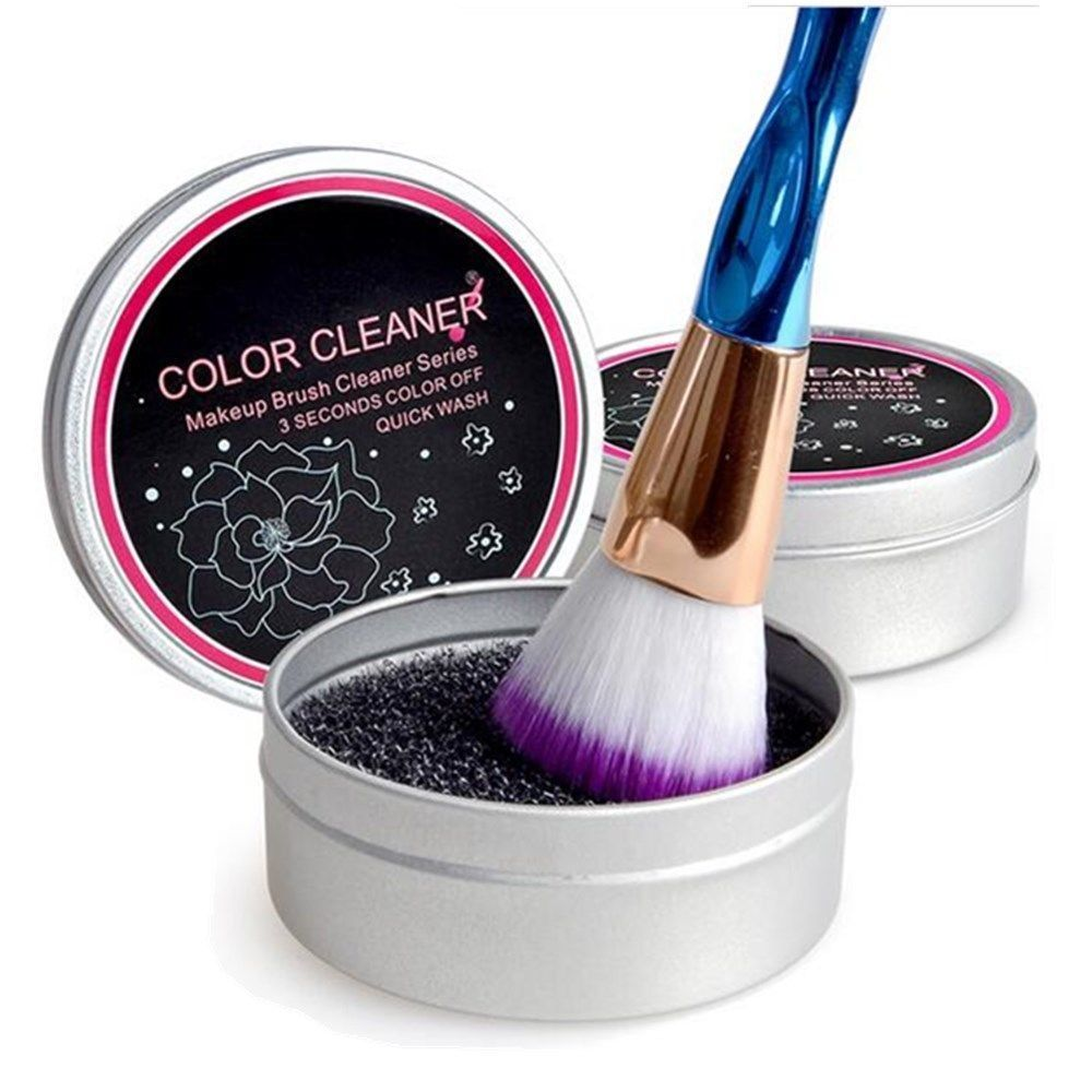 Brush Cleaner Makeup Remover Color Switcher