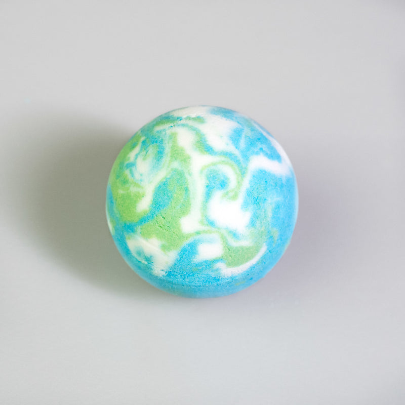 Earth Bomb Bath Soak - with Gift