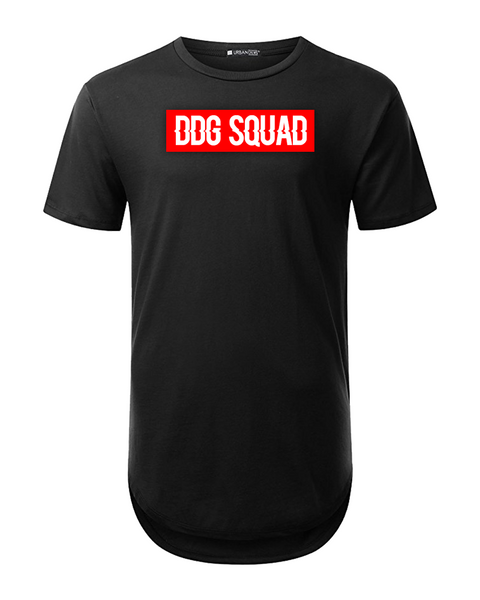 DDG Squad T shirt Black