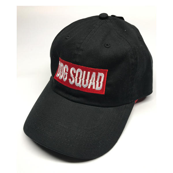 Black DDG Squad Dad hat