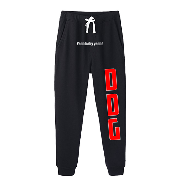 DDG Bold Print Sweat Pants