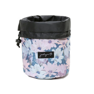 Cosmetic Cinch Bag - Blooming Daisy