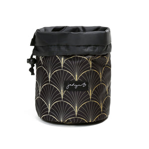 Cosmetic Cinch Bag - Deco Frond