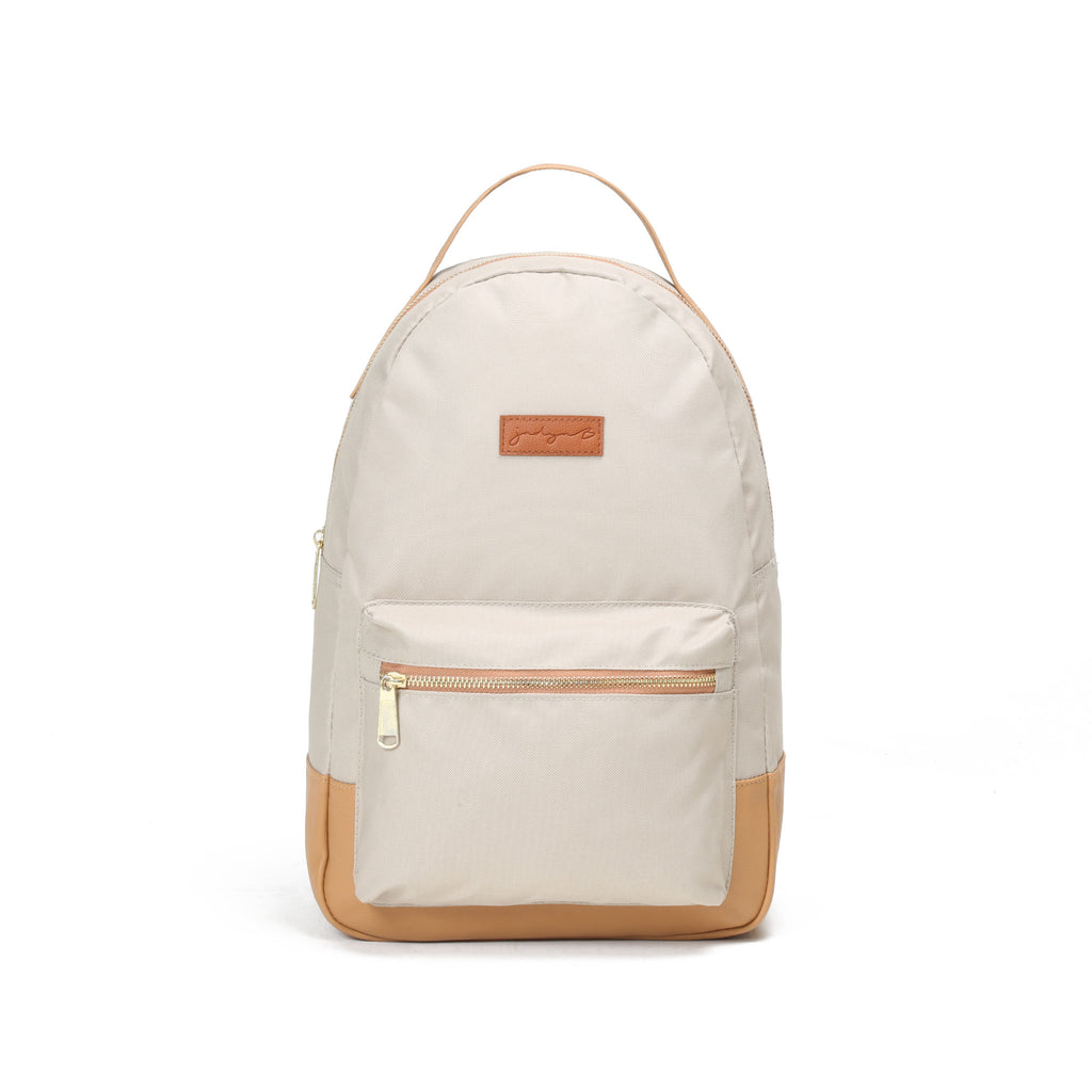 Vera Small Backpack - Tan