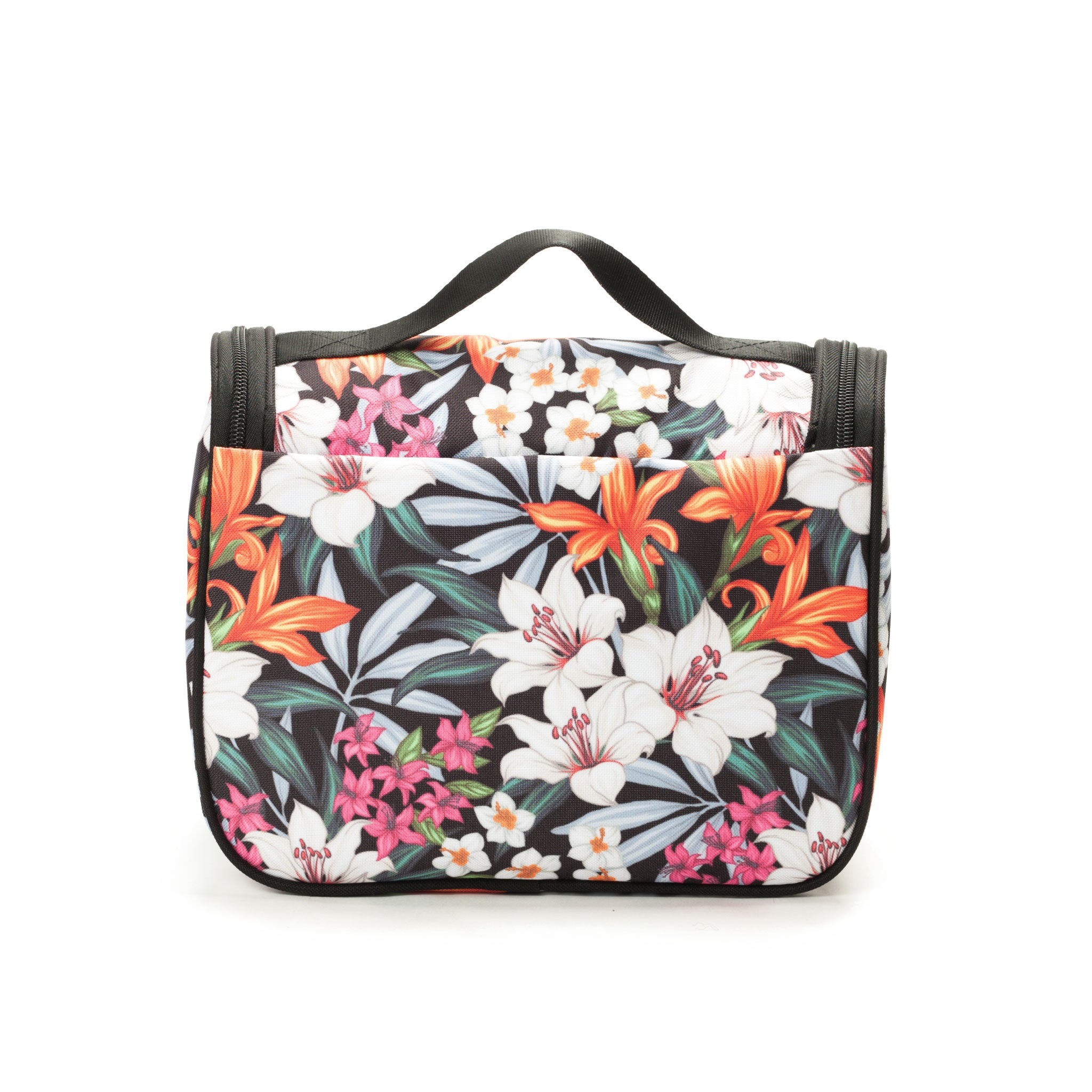 Hanging Toiletry Bag - Tropical Vintage