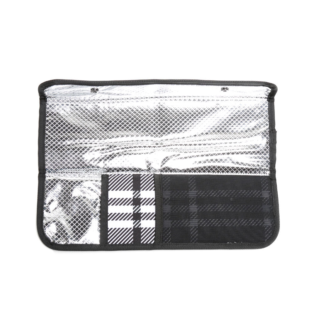 Hair Iron Case - Plaid