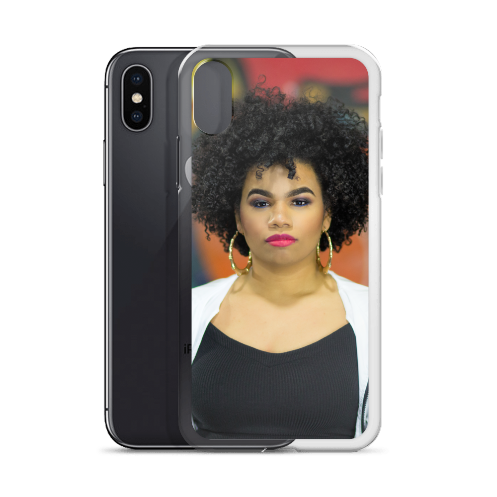 Wé Fierce Profile iPhone Case