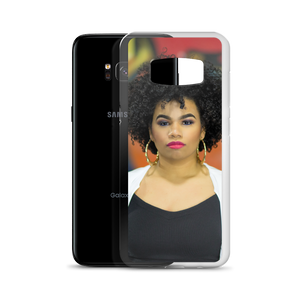 Wé Fierce Profile Samsung Case