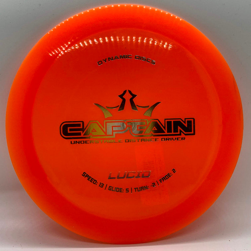 Captain - Dynamic Discs,Dynamic Discs, - Fly Guy Disc Golf