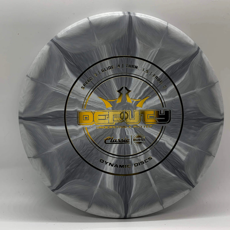 Deputy - Dynamic Discs,Dynamic Discs, - Fly Guy Disc Golf