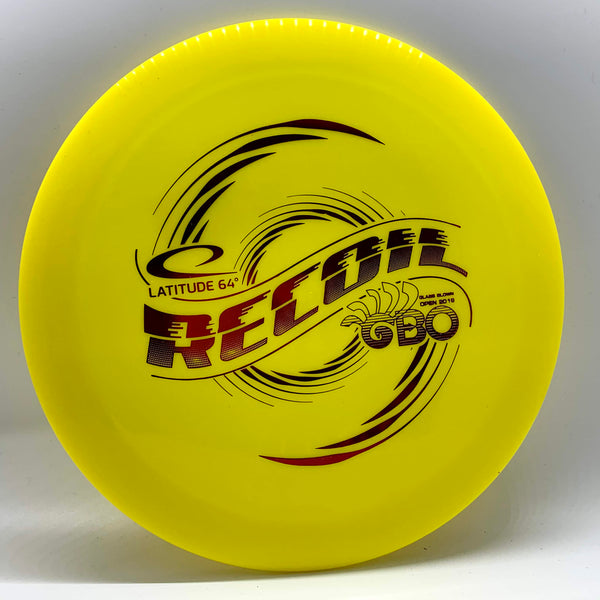 Recoil - Latitude 64,Latitude 64, - Fly Guy Disc Golf