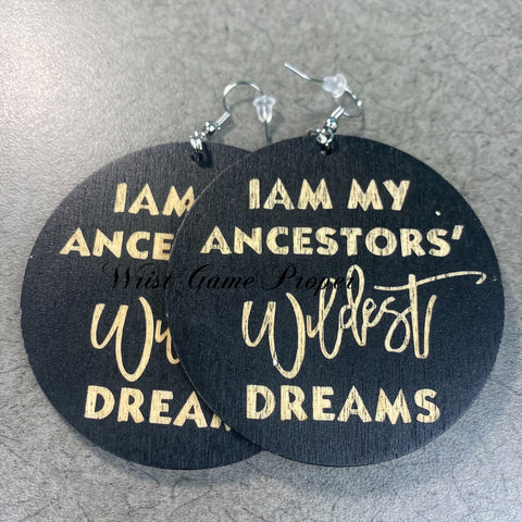 Ancestors Earrings