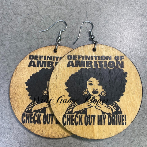 Ambition Earrings