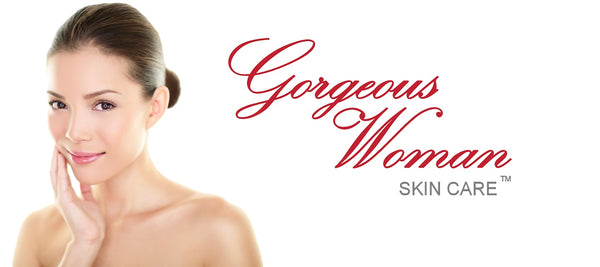 Gorgeous Woman Skin Care