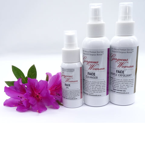 Suitable for all skin types from normal to oily, sensitive and mature.