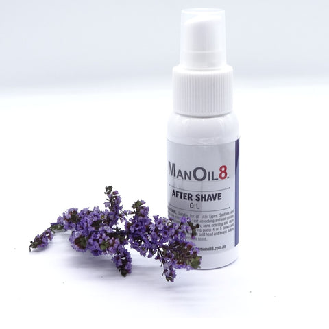ManOil8 After Shave Oil