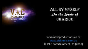 Charice - All by Myself - Karaoke Bars & Productions Auckland