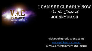 Johnny Nash - I can see clearly now - Karaoke Bars & Productions Auckland