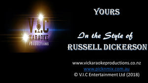 Russell Dickerson - Yours-karaoke-[Download-Karaoke-Songs]-[Karaoke-Gigs-Auckland]-[Karaoke-DJ-Auckland]-vickaraokeproductions.co.nz