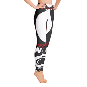 """I Always Keep It 100"" Women's Leggings/ Yoga Pants @MIKEMULTI"