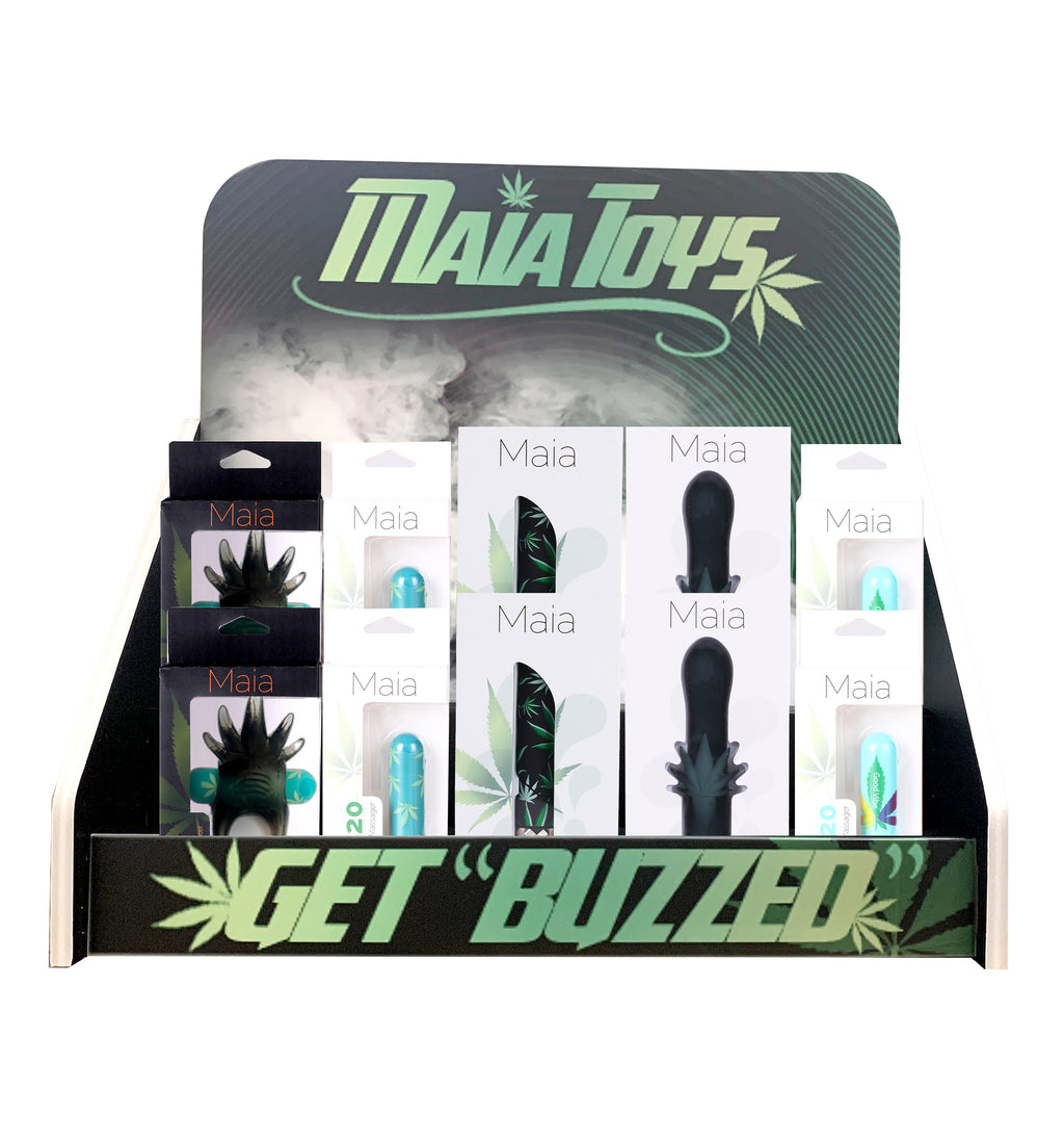 Maia Toys 420 Display (PRE-ORDER ONLY)