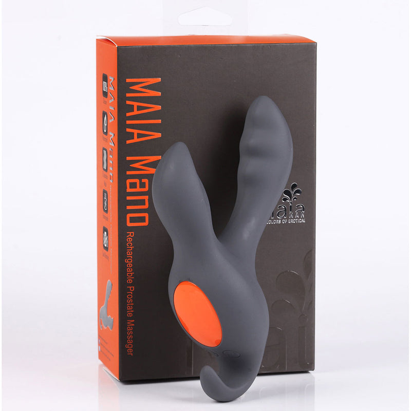 MANO USB Rechargeable Prostate Massager