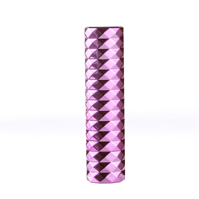 ROXIE Crystal Gems USB Rechargeable Lipstick Bullet Vibrator Pink