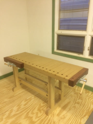 Make Your Workbench From Mdf Amp Plywood Robcosman Com