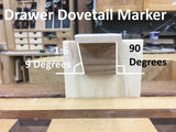 Rob Cosman's Drawer Dovetail Marker
