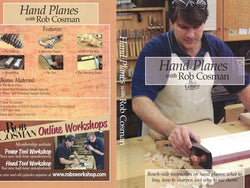 Video: Hand Planes with Rob Cosman