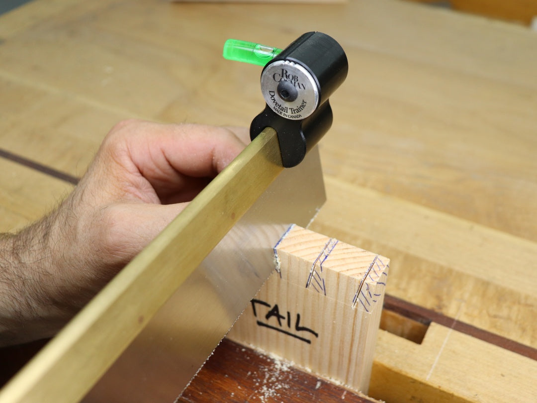 Rob Cosman's Dovetail Trainer