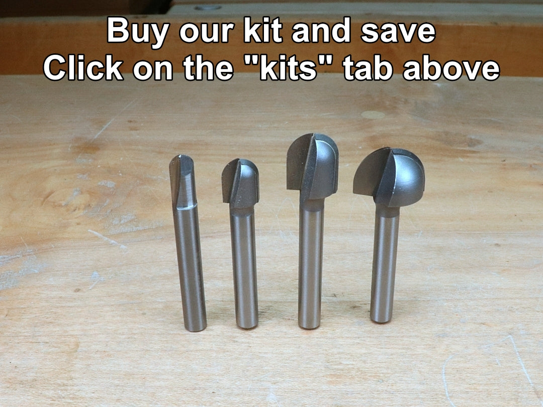 Rob Cosman's router bit kit