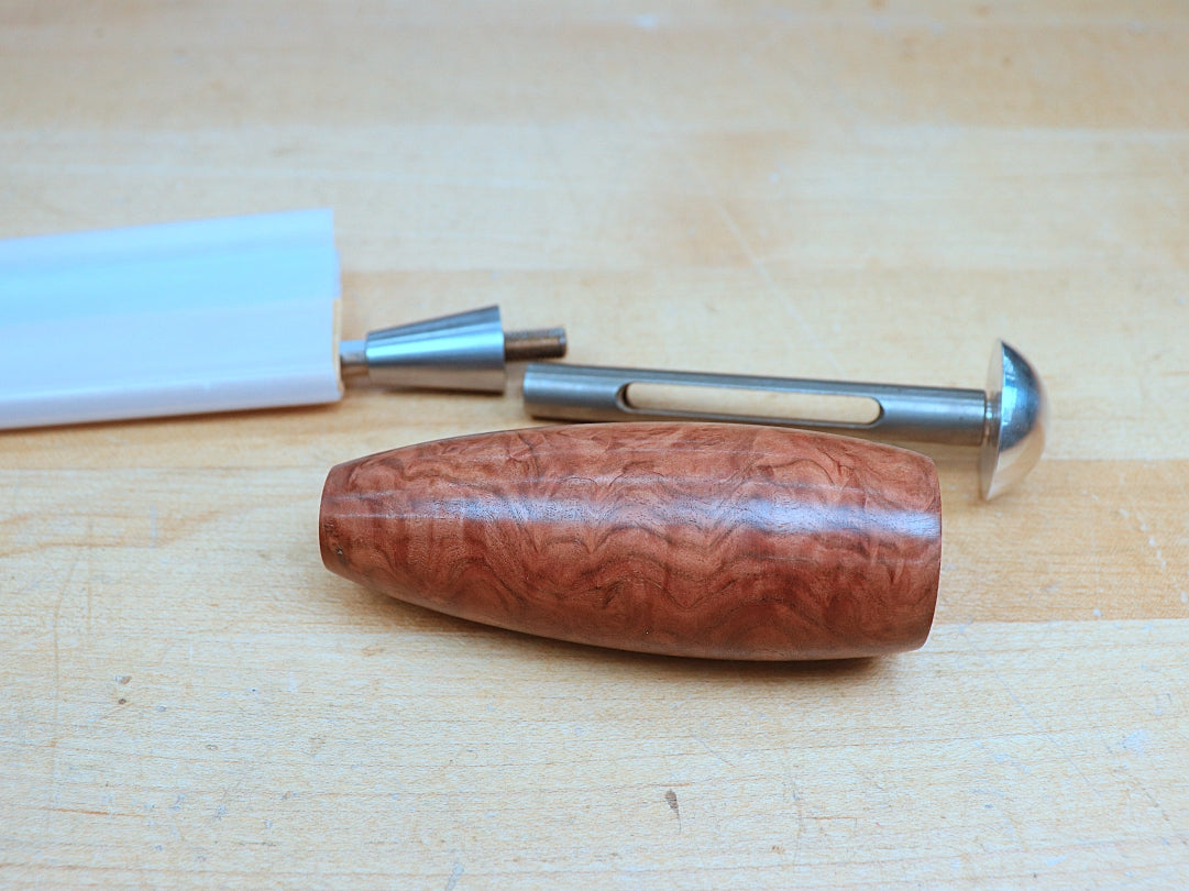 Chisel Handle: Mallee Burl