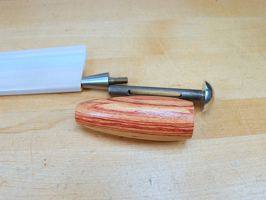 Chisel Handle: Tulipwood
