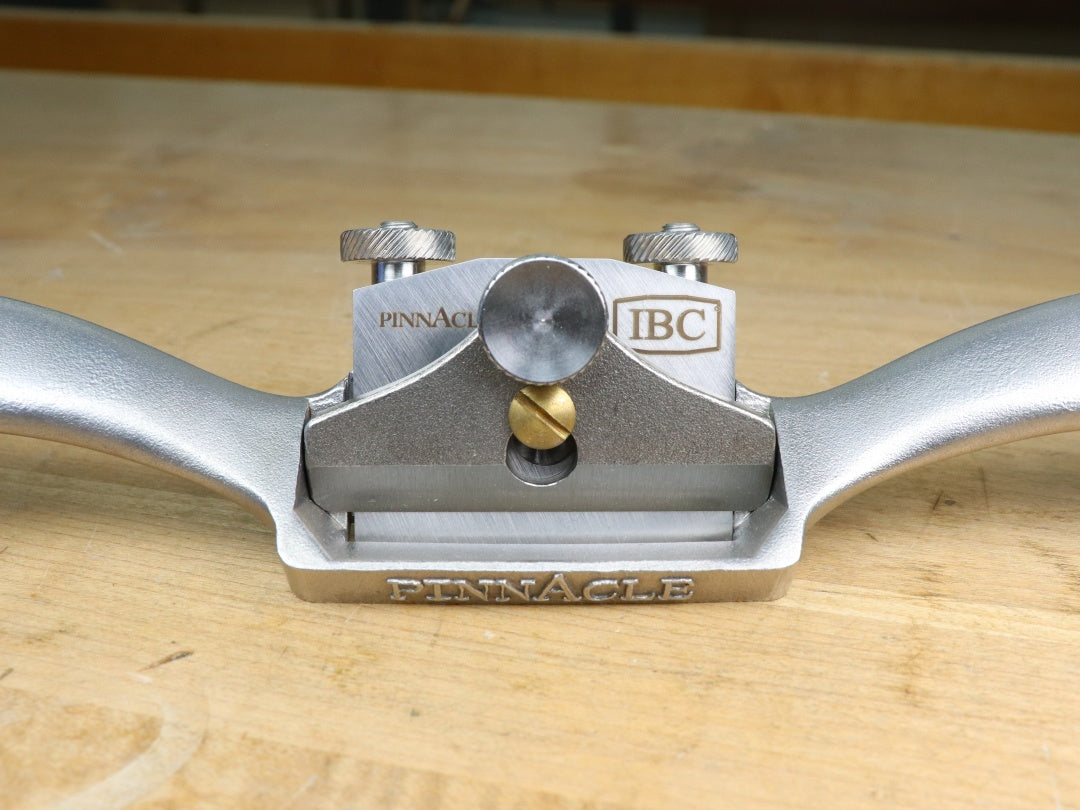 Pinnacle Spokeshave 151-1/2 (Rounded sole)