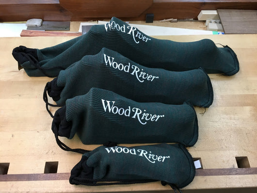WoodRiver Plane Sacks: Jointer Plane Sack