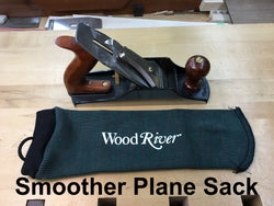 WoodRiver Plane Sacks: Smoothing Plane Sack