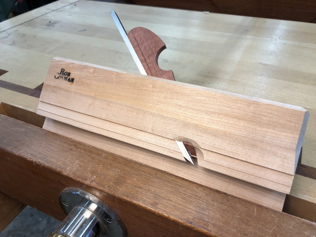 Rob Cosman's Drawer Bottom Plane Replacement Blade