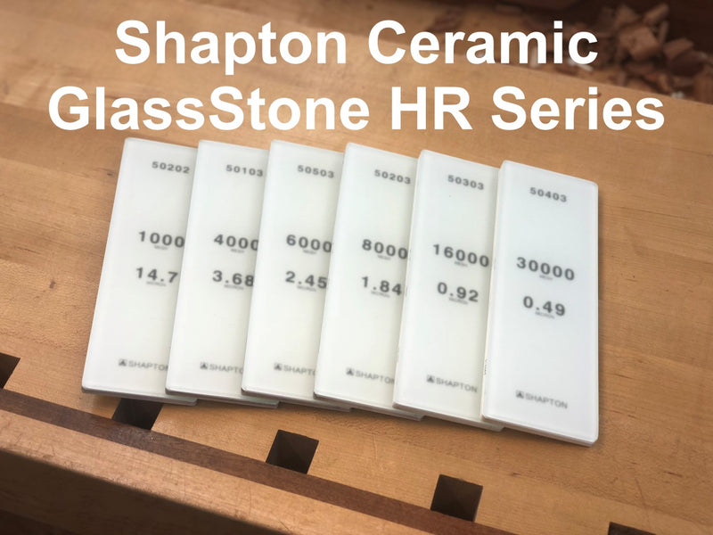 Shapton 4,000 Ceramic HR Glass Stone