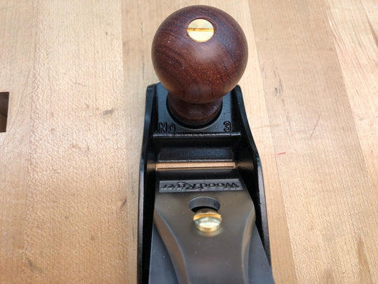 WoodRiver No. 3 Smoothing Plane
