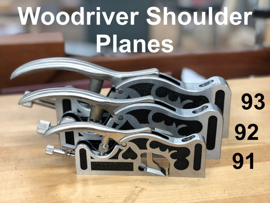 WoodRiver Shoulder Plane (Medium)