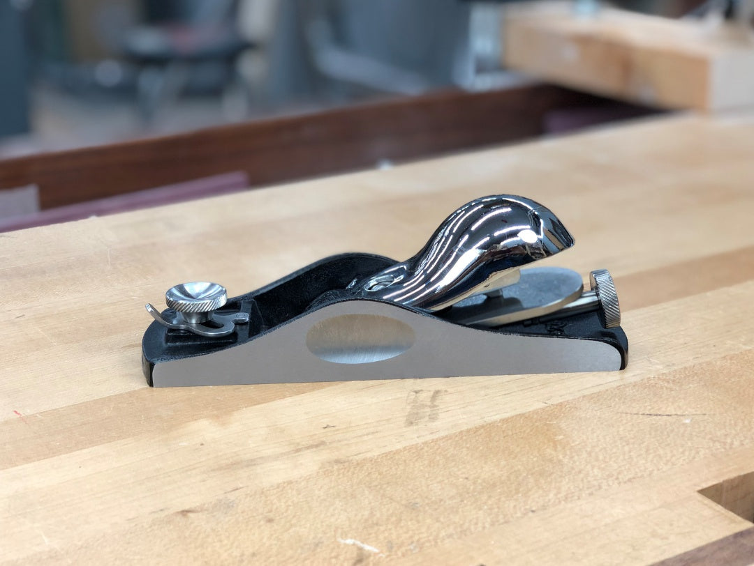 WoodRiver Block Plane - Low Angle