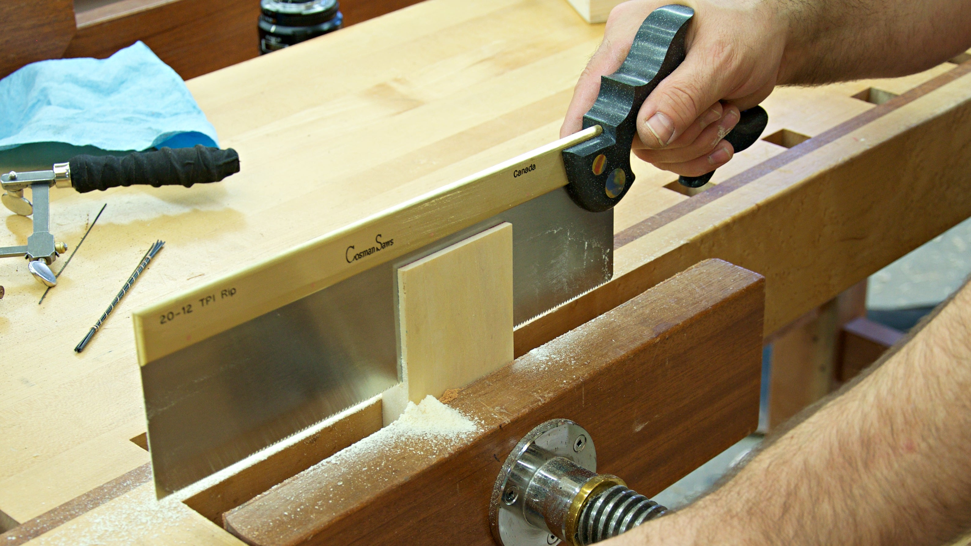 Rob Cosman's Professional Medium Tenon Saw